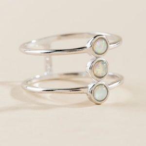Brand new opal ring
